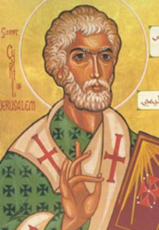 Cirilo de Jerusalén
