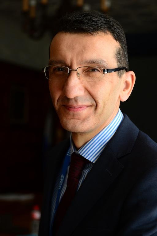 Ángel Cordovilla Pérez