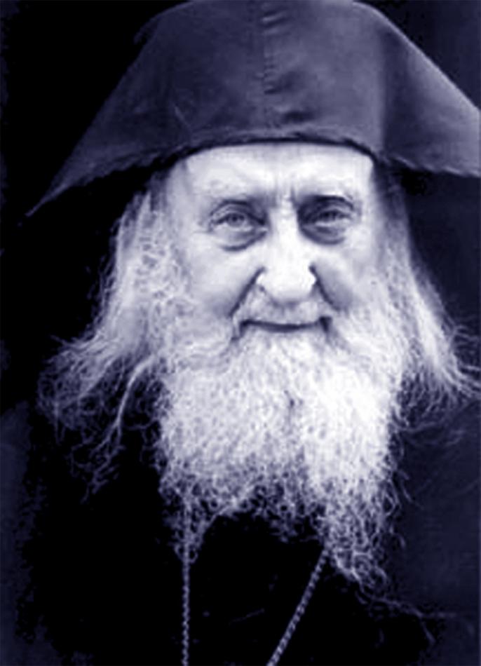 Archimandrita Sofronio