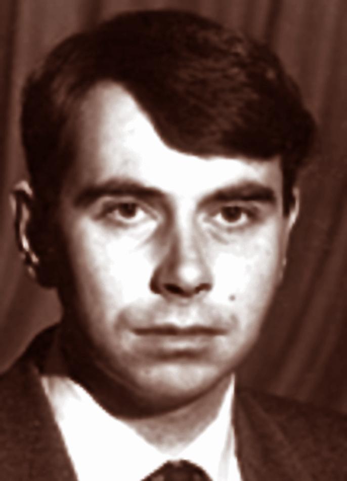Mark J. Sedgwick