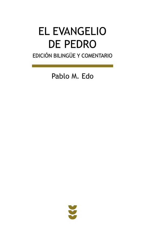 El Evangelio de Pedro