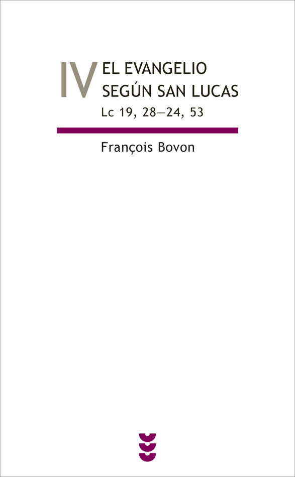 El evangelio según san Lucas, IV