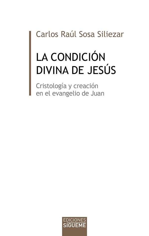 La condición divina de Jesús