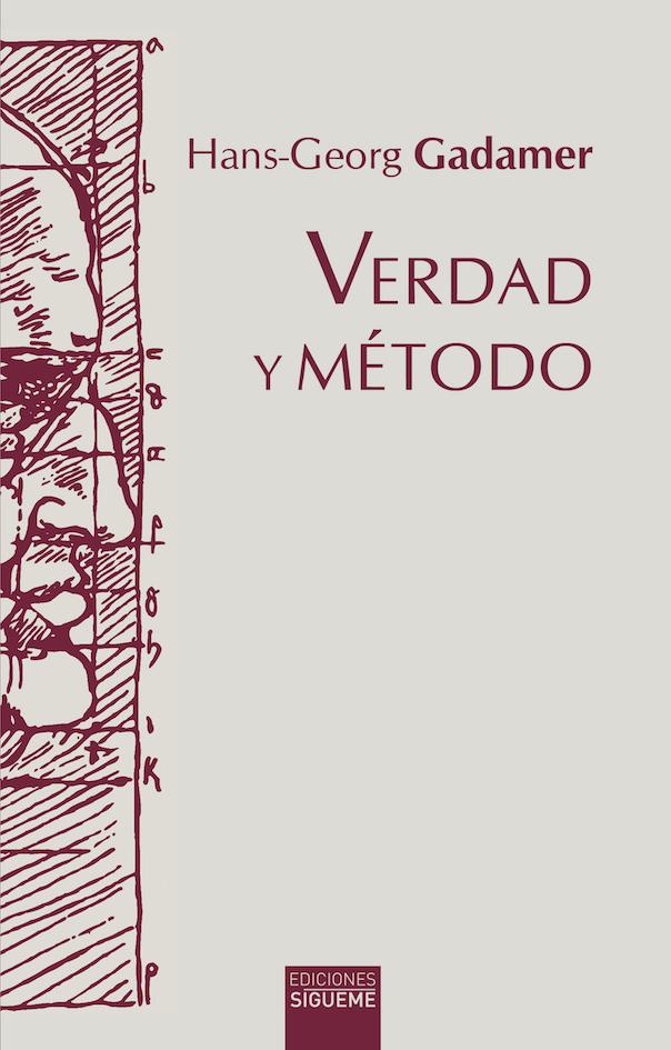 Verdad y método, I