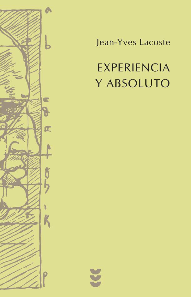 Experiencia y absoluto