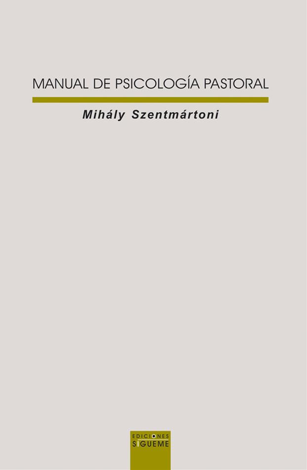 Manual de psicología pastoral