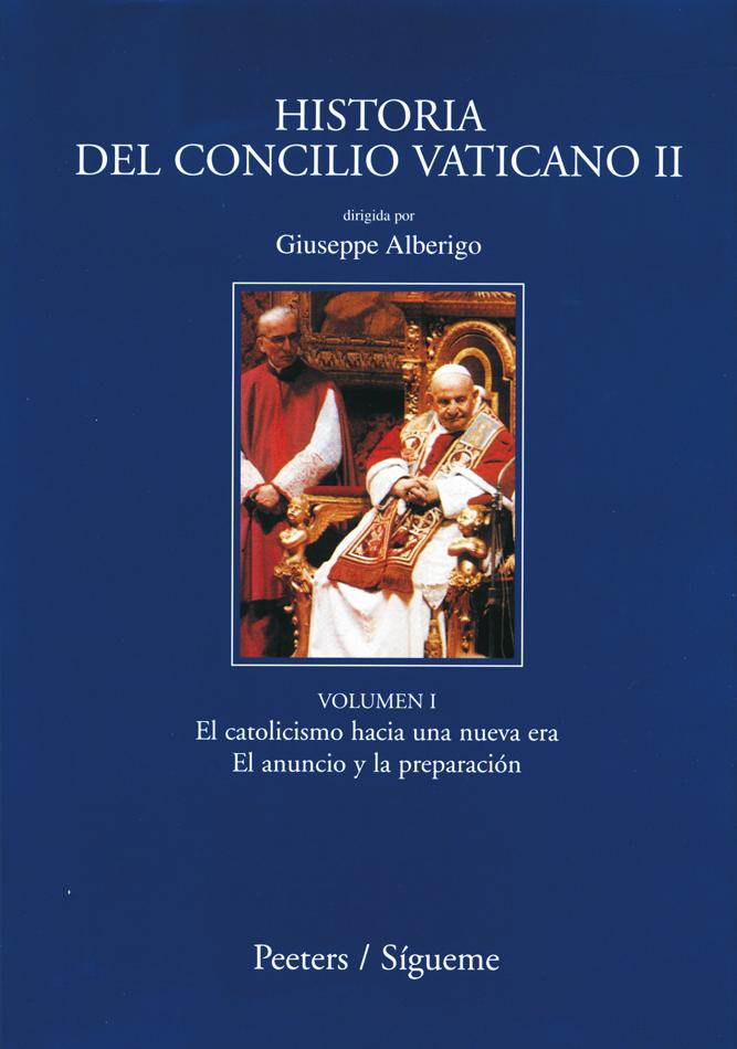 Historia del Concilio Vaticano II, volumen I