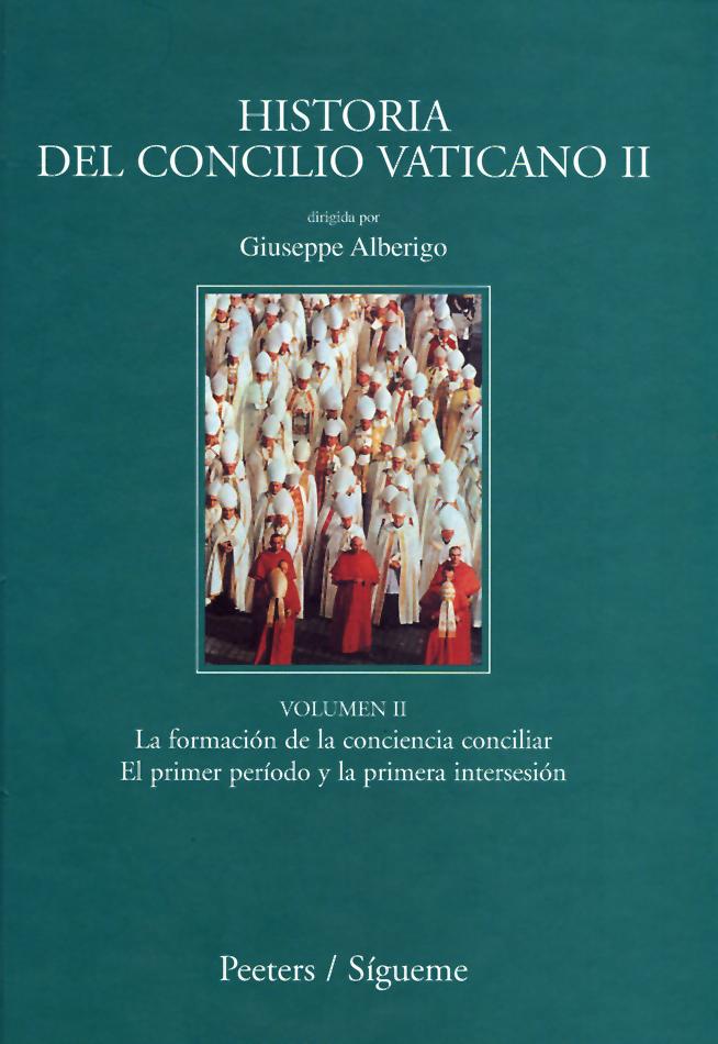 Historia del Concilio Vaticano II, volumen II