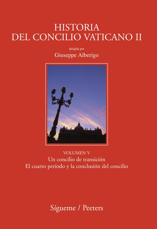 Historia del Concilio Vaticano II, volumen V